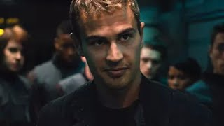 Tris and Four - The Divergent Series - Wings