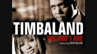 Timbaland Ft. Keri Hilson, Sebastian & D.O.E - The Way I Are