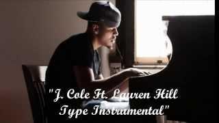 J. Cole Ft.  Lauryn Hill - Jezebel Type Instrumental (free) [Prod. By Prolific Beatz]