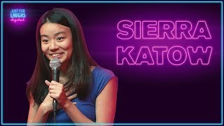 Sierra Katow - Dating a White Guy