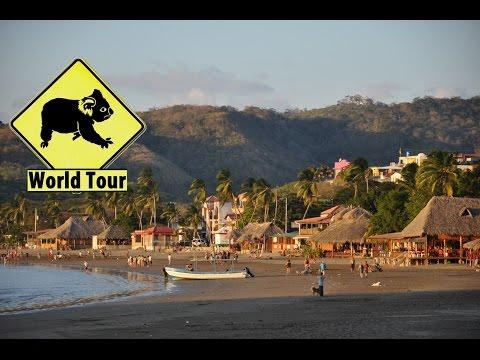 Voyage au Nicaragua Nicaragua San Juan Del Sur  Maryse & Dany © Youtube