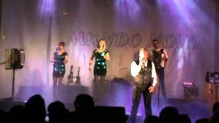 Conjunto Mundo Novo - Festa Portuguesa - Musica portuguesa ao vivo 2012 - Musica Popular