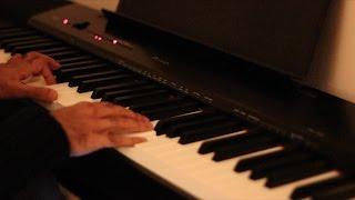 Yann Tiersen - Comptine d'un autre été l'apres midi (Piano Cover) HD