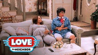 Hattie Flips Out When Linda Moves Back In | Tyler Perry's Love Thy Neighbor | Oprah Winfrey Network