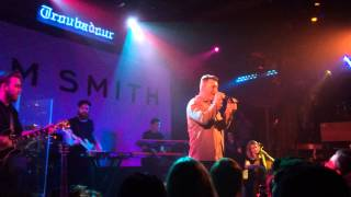 "Sam Smith Live at The Troubadour, ""Sweet Love"""