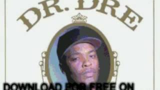 dr. dre - The 20 Sack Pyramid - The Chronic
