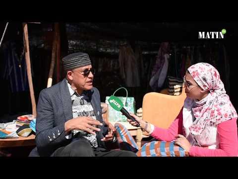 "Video : Alphadi: ""les jeunes doivent porter africain"""
