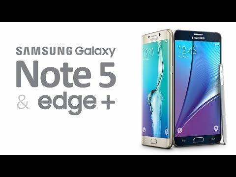 نتيجة تجربتي البسيطه مع هواتف Galaxy note 5 & Galaxy S6edge plus