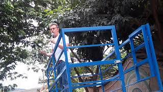 """Luciano Huck """"bairro industrial"""" Santana do Paraíso"""