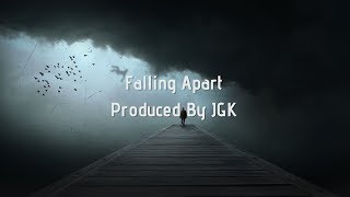 """Falling Apart"" Sad Storytelling Piano Rap Beat Instrumental (Prod. By JGK)"