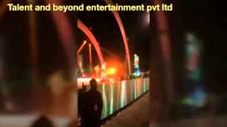 Atif Aslam live performance in Maldives #talentandbeyond
