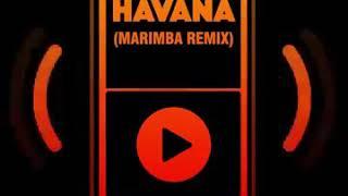 Havana marimba iphone remix