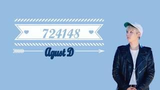 [PT-BR] Agust D - 724148