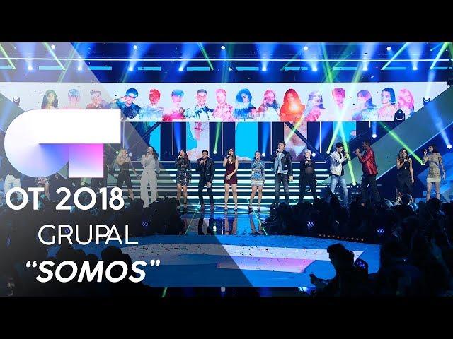 Vídeo de Somos, el himno de esta edición de OT