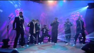 Naturally 7 - Feel It (In The Air Tonight) [Live On GMTV]