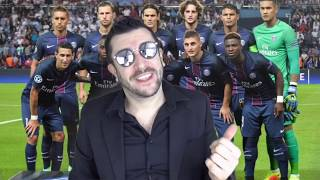 PSG Dommage...