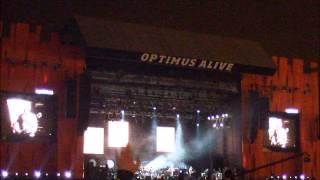 Kings of Leon - Radioactive (live at Optimus Alive 2013)