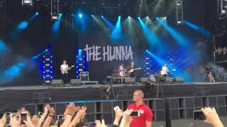 The hunna - she's casual live