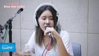 수란 '떠날랏꼬' 라이브 LIVE / 160825[슈퍼주니어의 키스 더 라디오]