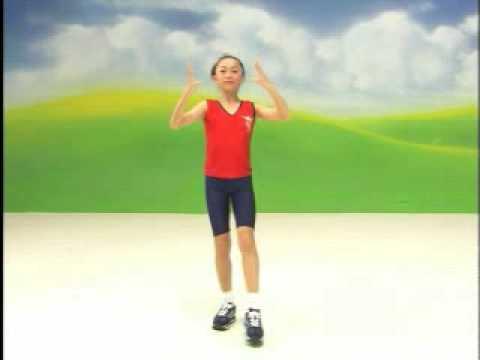 四至六年級健康操-分解動作