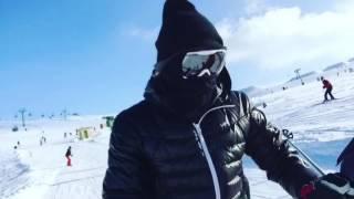 Yaşasın kötülük kayak ski failed