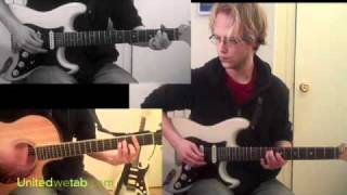 Incubus - Love Hurts Guitar Cover
