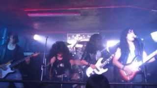 thunder steel -  Noches de Rock
