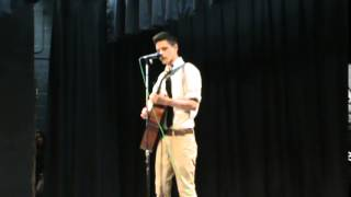 If I Tremble Front Porch Step Cover By: Justin Aultman