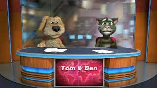 "Talking Tom and Ben sing It True from ""Dinosaur Island"""