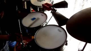 Fabricio Mosquera-Despacito-Cover timbales-Agustin Martinez