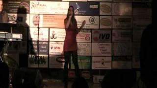 John Santos Amature Singing Competition Performance - Amanha De Manha (cover)