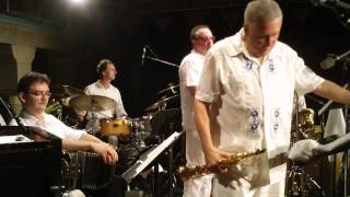 """Paulo Stagnaro Conga Solo - """"Oblivion"""" Paquito D'Rivera Quintet 2012"""