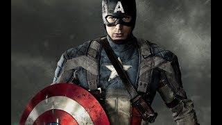 Captain America Tribute - I'm A Warrior!!!
