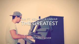 Sia ft. Kendrick Lamar - The Greatest (Piano Cover + Sheets)