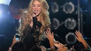 Shakira - Addicted To You  (Live)