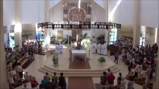 """2016 - """"Glória a Deus na imensidão"""" - Coro Juvenil de São Pedro do Mar, Quarteira"""