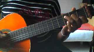 How to play Reggae Strong by Lucky Dube