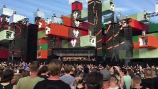 Alan Fitpatrick @ Awakenings Festival Day 2 2016. Underground sound of Lisbon - so get up