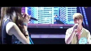 Blackpink's Rosé & BTOB's Sungjae Moments in FD2