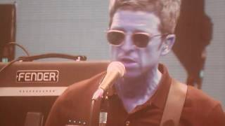 In The Heat Of The Moment - Noel Gallagher's High Flying Birds Live In London Sun 9th July 2017