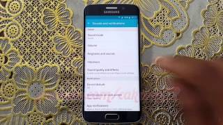 How to add ringtone to Samsung Galaxy S6 or S6 Edge