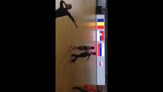 Giacomo Lazzarini - Roberta Benedetti | World open Minsk 2017 | R3 Samba