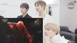 [BANGTAN BOMB]JIMIN LIE Jin, RM and j-hope Monitoring Time