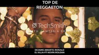 TOP - 6 NUEVOS VÍDEOS DE REGGAETON ESTRENO - FEBRERO - 2017