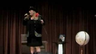Salvina sings Paper Roses (LIVE)
