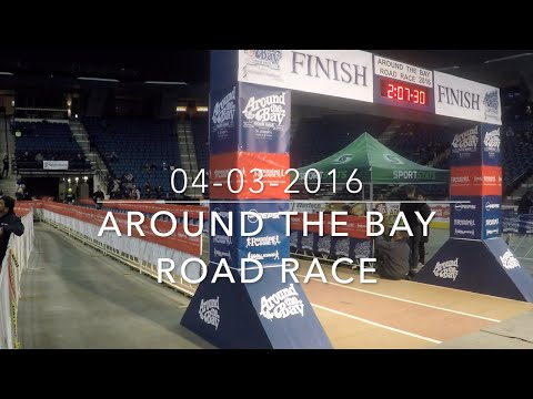 around the bay 30k road race