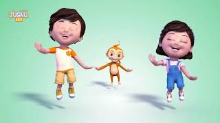 CARTOON DANCE ON: OH NANA NA REMIX SONG FULL VEDIO
