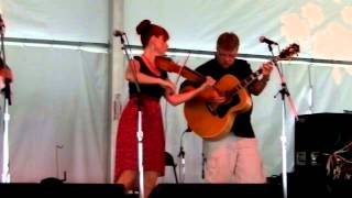 Vinegar Hill with Elizabeth Blickenstaff - Dublin Irish Festival 2012