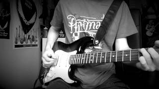 We'll Be Coming Back - Calvin Harris feat. Example - Electric Guitar Cover - WITH TABS