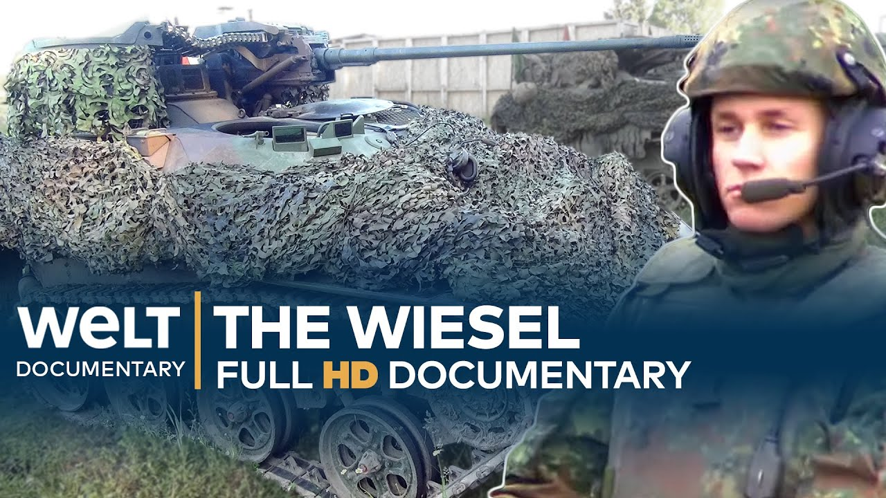 The Wiesel Tracked Vehicle – Firepower For Paratroopers | Full Documentary